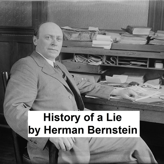 History of a Lie - cover
