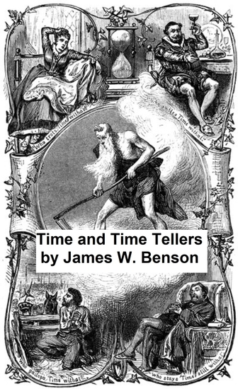 Time and Time Tellers - cover