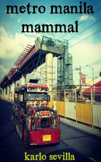 Metro Manila Mammal - cover