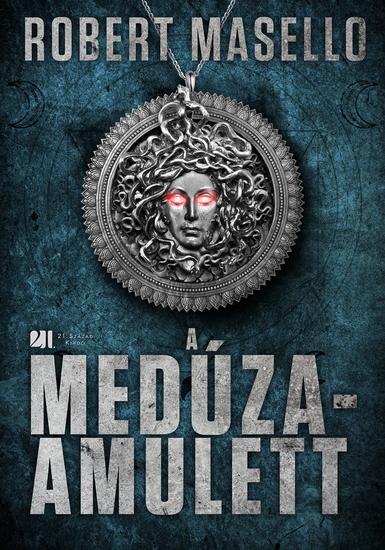 A Medúza-amulett - cover