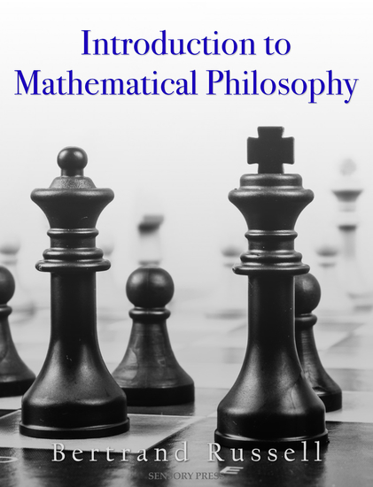 Introduction to Mathematical Philosophy - cover