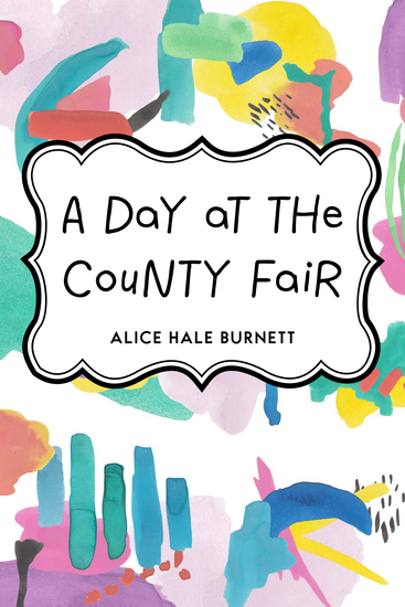 A Day at the County Fair - cover