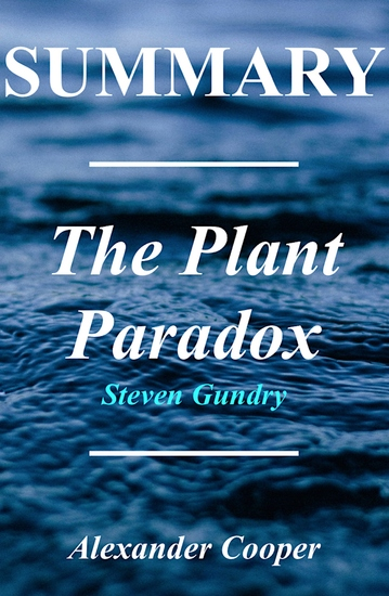 Summary - The Plant Paradox - cover