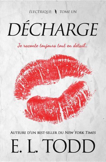 Décharge - Électrique #1 - cover