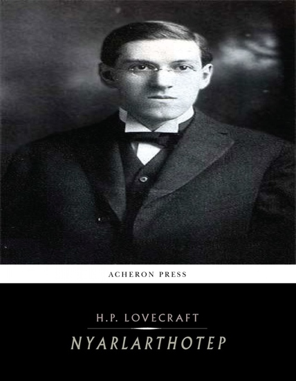 Nyarlathotep - cover