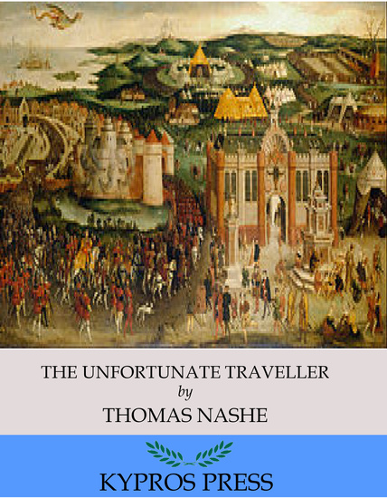 The Unfortunate Traveller - cover