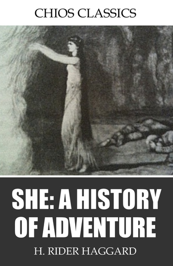 She: A History of Adventure - cover