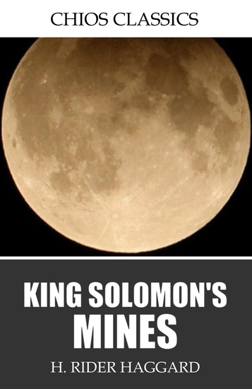 King Solomon's Mines - cover