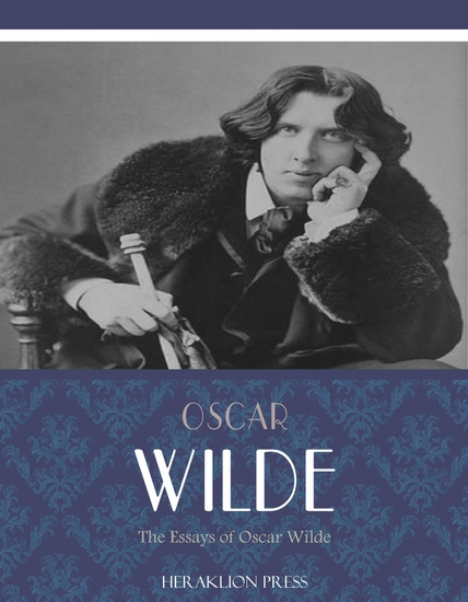 The Essays of Oscar Wilde - cover