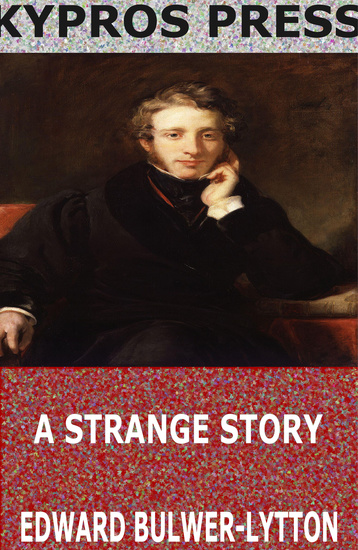 A Strange Story - cover
