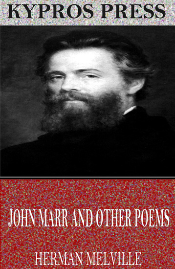 John Marr and Other Poems - cover