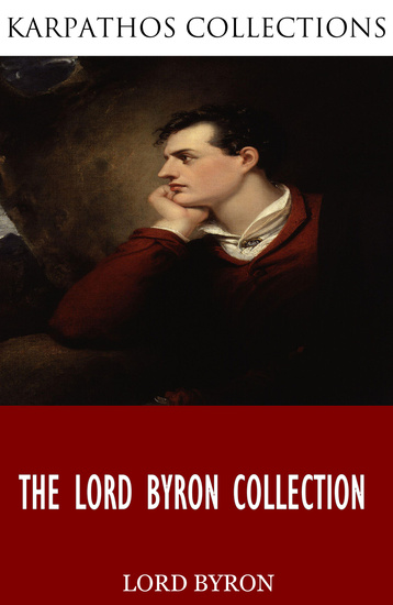 The Lord Byron Collection - cover