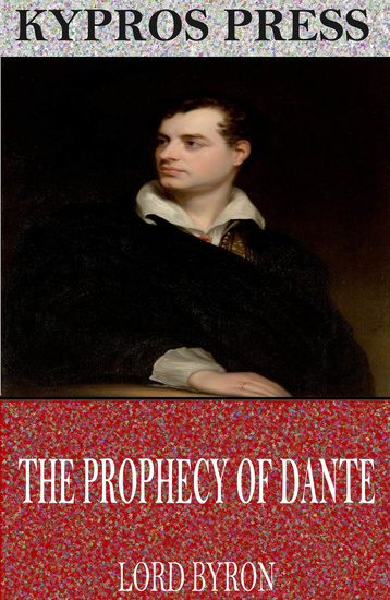 The Prophecy of Dante - cover