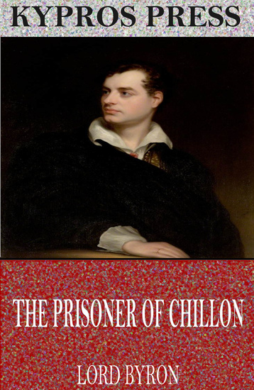 The Prisoner of Chillon - cover