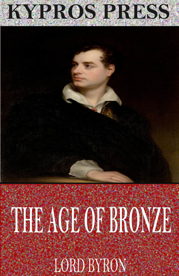 The Age of Bronze - cover