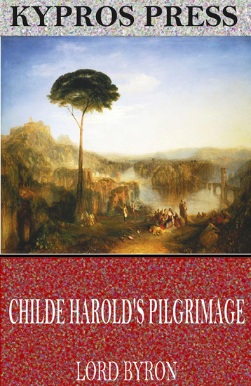 Childe Harold's Pilgrimage - cover