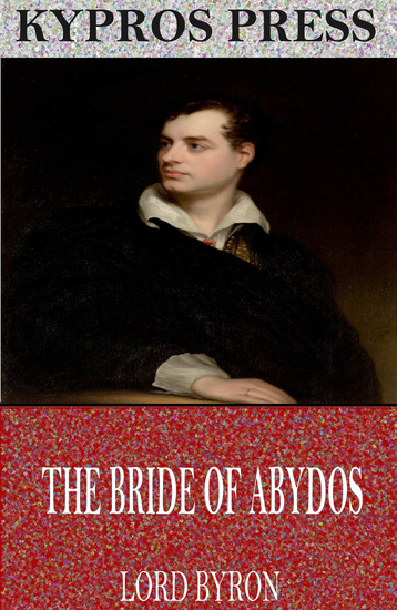 The Bride of Abydos - cover