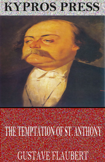 The Temptation of St Anthony - cover