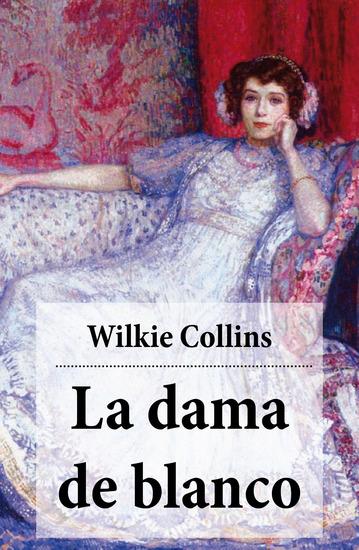 La dama de blanco (con índice activo) - cover