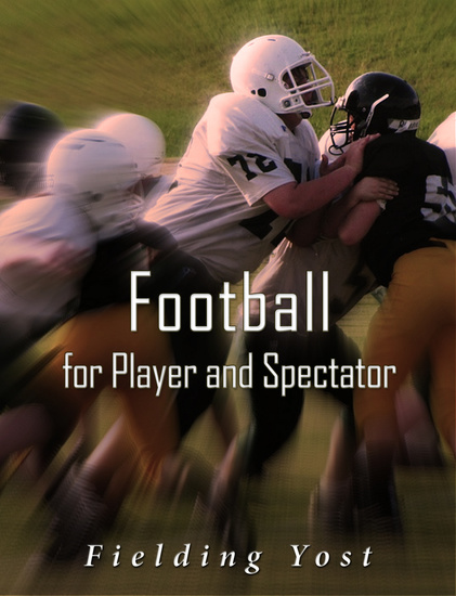 Football for Player and Spectator - cover