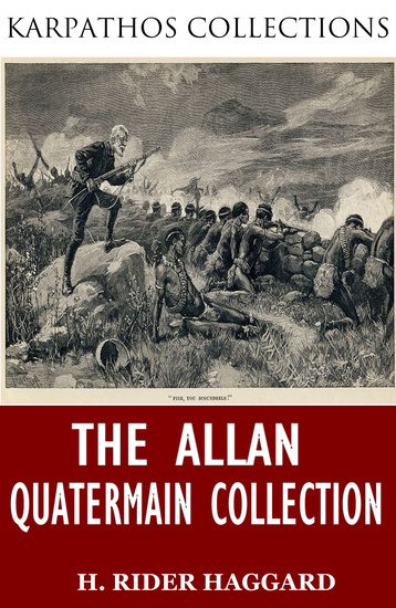 The Allan Quatermain Collection - cover