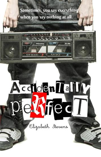 Accidentally Perfect - cover