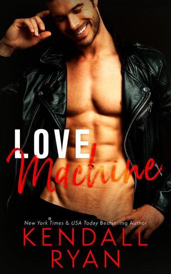 Love Machine - cover