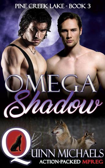 Omega Shadow - Pine Creek Lake #3 - cover