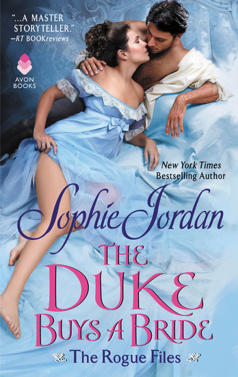 The Duke Buys a Bride - The Rogue Files - cover