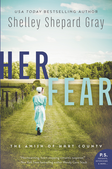 Her Fear - The Amish of Hart County - cover