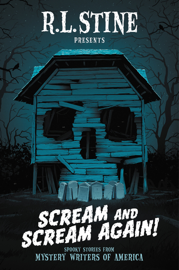 Scream and Scream Again! - Spooky Stories from Mystery Writers of America - cover