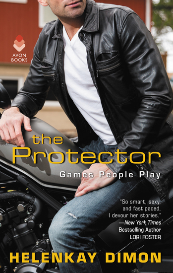 The Protector - Games People Play - cover