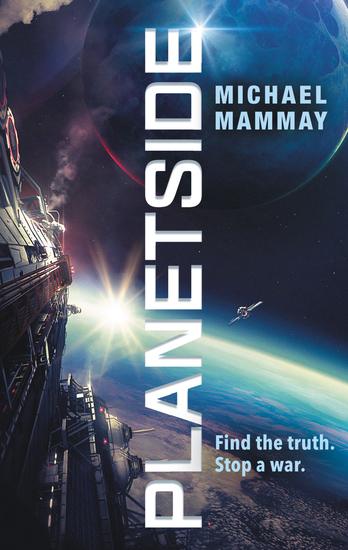 Planetside - cover