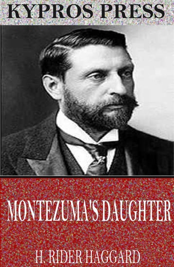 Montezuma's Daughter - cover