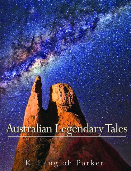 Australian Legendary Tales - cover