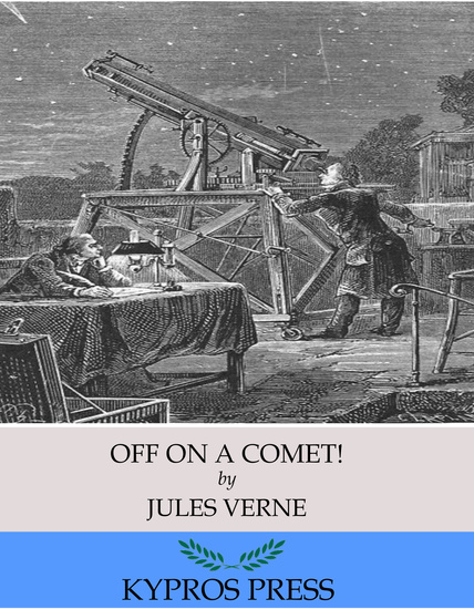 Off on a Comet! - cover