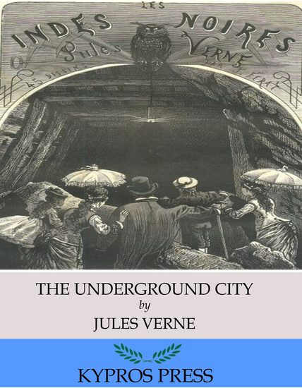 The Underground City - cover