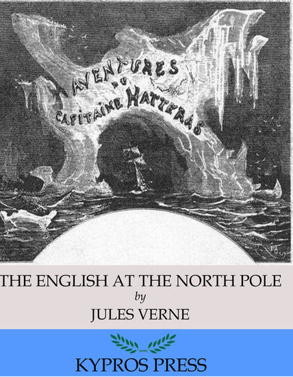 The English at the North Pole - cover