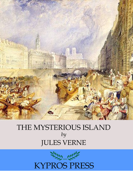 The Mysterious Island - cover