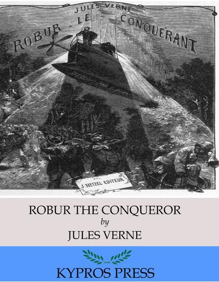 Robur the Conqueror - cover