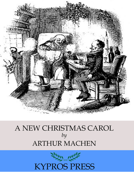 A New Christmas Carol - cover