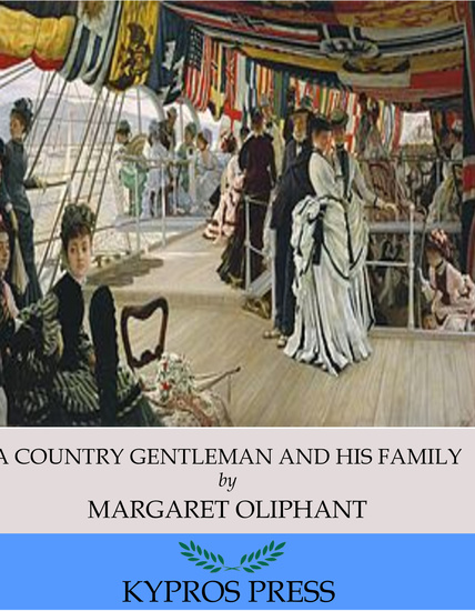 A Country Gentleman and his Family - cover