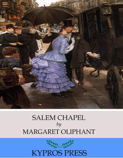 Salem Chapel - cover