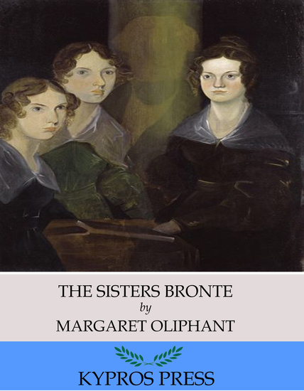 The Sisters Bronte - cover