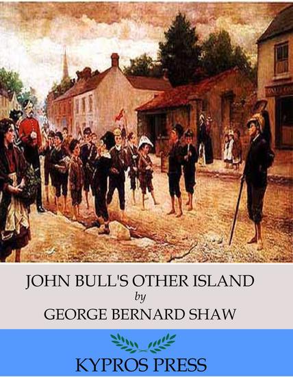 John Bull's Other Island - cover