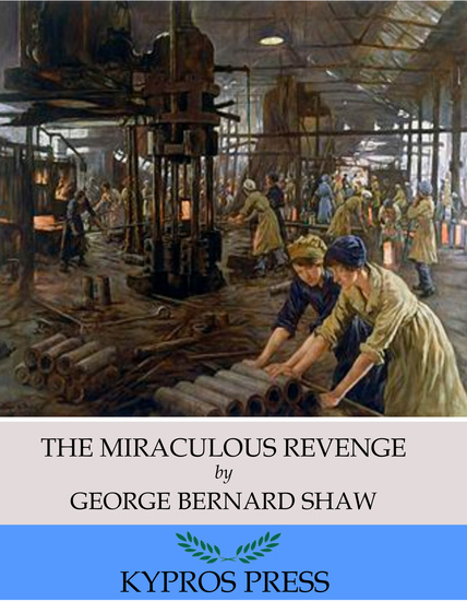 The Miraculous Revenge - cover