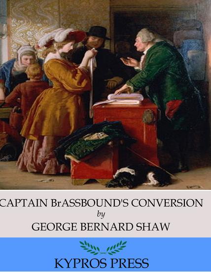 Captain Brassbound's Conversion - cover