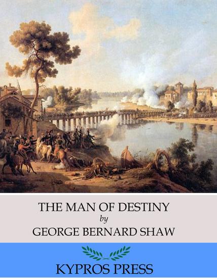 The Man of Destiny - cover