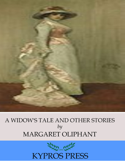 A Widow's Tale and Other Stories - cover