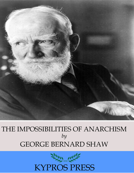 The Impossibilities of Anarchism - cover
